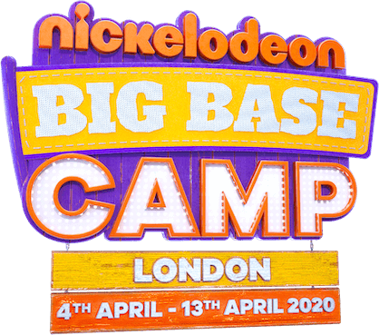 Nickelodeon: Big Base Camp logo